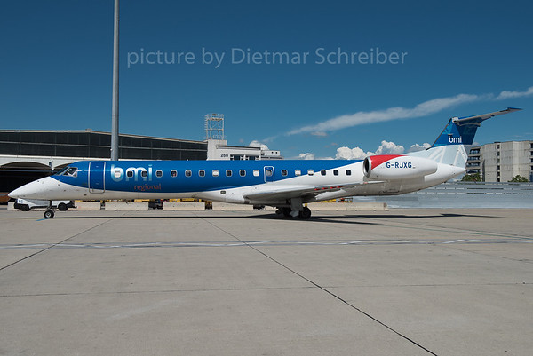 2016-06-01 G-RJXG Embraer 145 BMI Regional