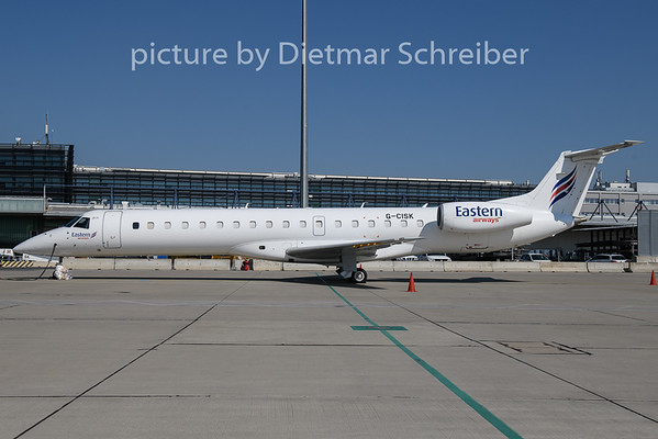 2018-09-21 G-CISK Embraer 145 Eastern AIrways
