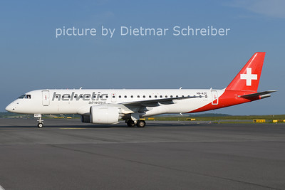 2021-06-03 HB-AZC Embraer 190E2 Helvetic
