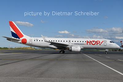 2021-05-16 F-HBLI Embraer 190 HOP