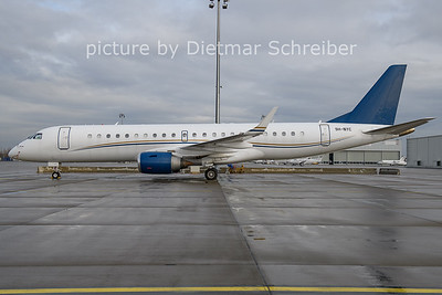 2021-01-28 9H-NYC Embraer 190