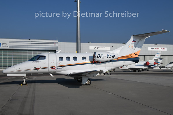 2019-01-21 OK-VAN Embraer 500
