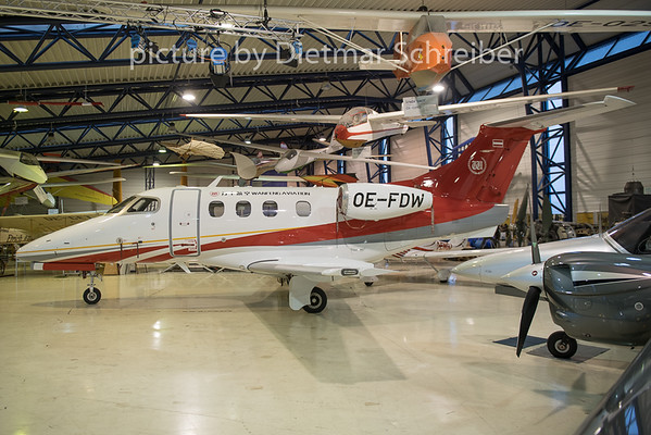2019-01-22 OE-FDW Embraer 500 Wenfeng Aviation