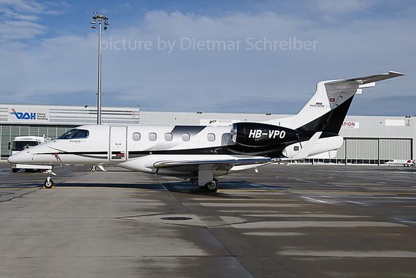 2019-11-04 HB-VPO Embraer 505 Phenom 300