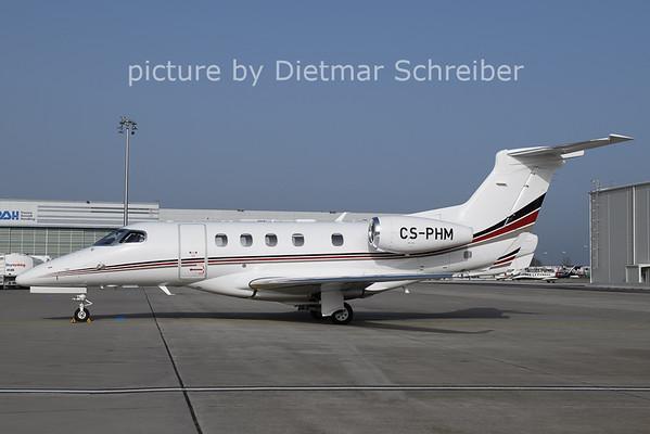 2021-02-23 CS-PHN Embraer 505 Netjets