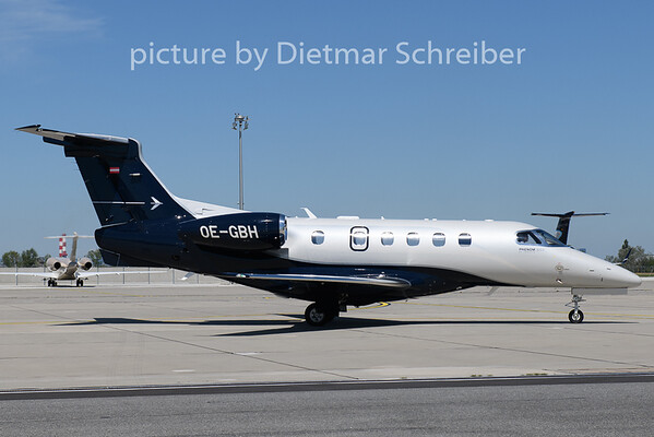 2020-07-01 OE-GBH Embraer 505