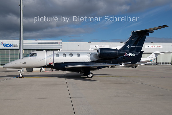 2020-11-17 OK-PHM Embraer 505 Phenom 300