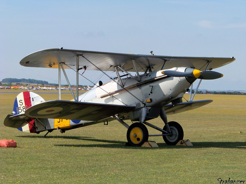 Hawker Nimrod I C/N 41H-43617  S1581  G-BWWK    573<br /> Duxford, UK, 07/11/2015<br /> This work is licensed under a Creative Commons Attribution-<br /> NonCommercial 4.0 International License