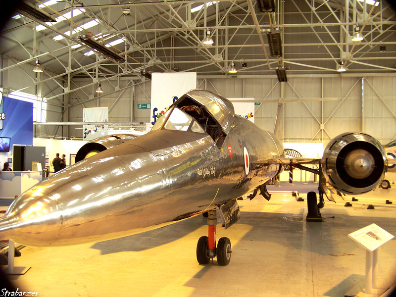 Bristol 188    XF926<br /> Royal Air Force Museum Cosford<br /> 07/13/2015<br /> This work is licensed under a Creative Commons Attribution-<br /> NonCommercial 4.0 International License