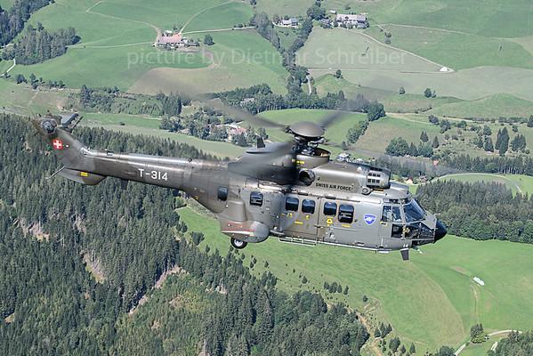 2019-09-04 T-314 Super Puma Swiss Air Force