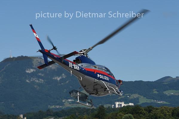 2014-08-17 OE-BXH AS350 Austrian Police