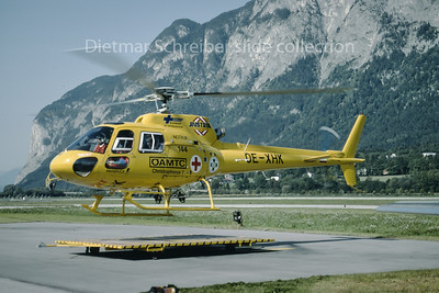 1992-10 OE-XHK Eurocopter AS350 Heli Air