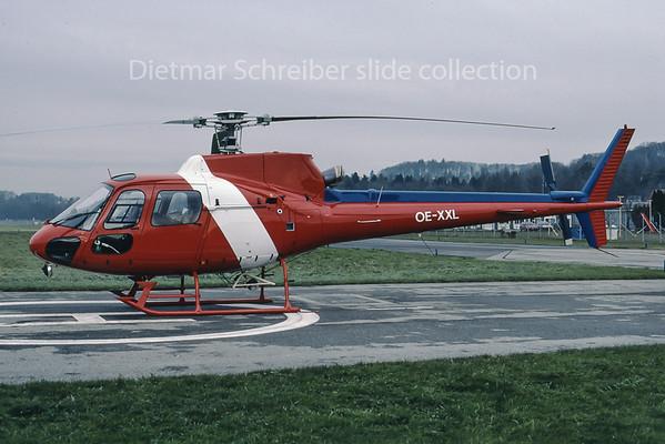1999-12-09 OE-XXL Eurocopter AS350