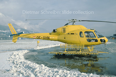 1993-12-16 OE-XHN Eurocopter AS350 Heli Air