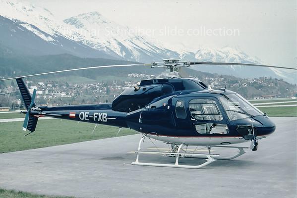 1995-04-18 OE-FXB Eurocopter AS350