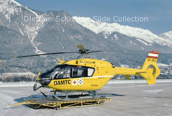 2001-12-19 OE-XEO Eurocopter EC135 Heli Air