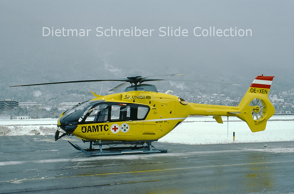 2001-12-10 OE-XEN Eurocopter EC135 Heli Air
