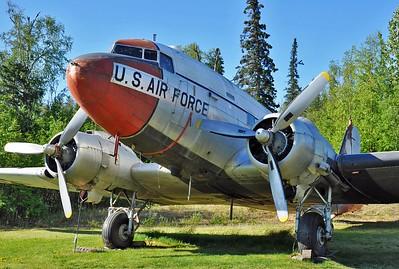 "Douglas C-47A-DL Skytrain ""0-315200"""