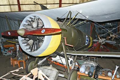 """Bristol Bulldog IVA """"BU-59"""""""