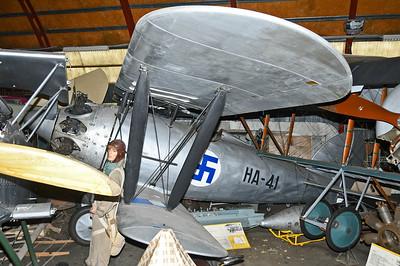 """VL. D.27 Haukka II """"HA-41"""""""