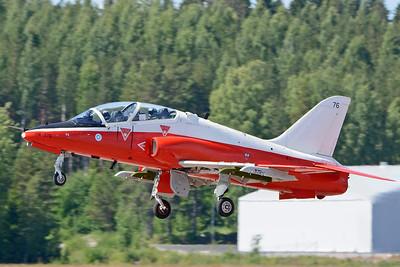 "BAe Hawk Mk. 66 ""HW-376"""