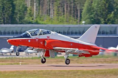 "BAe Hawk Mk. 66 ""HW-370"""