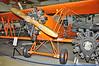 """Finnish Aviation Museum at Helsinki-Vantaa on August 15, 2012. Finnish Air Force Letov S.218A Smolik """"SM-153"""" (cn: VLII/17)."""