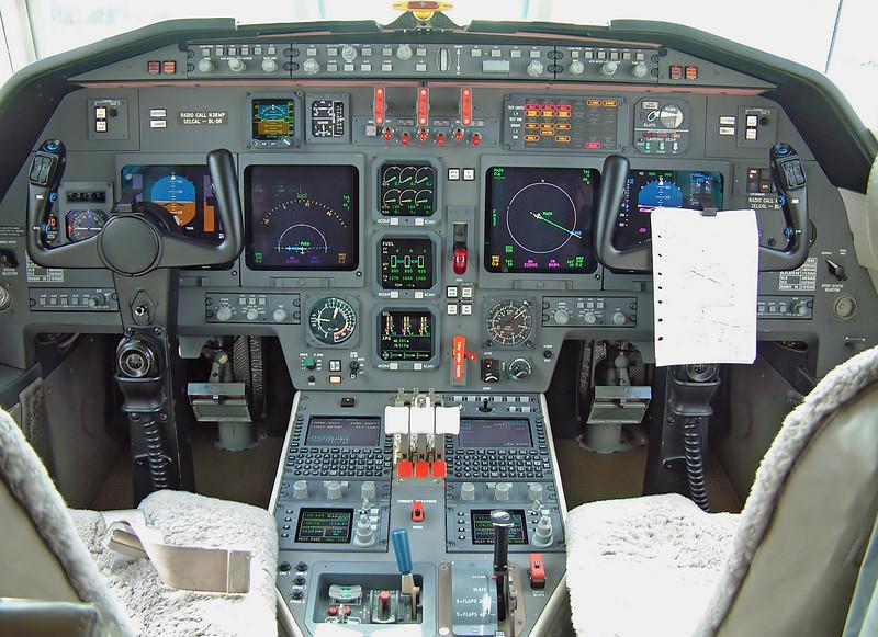 Dassault Aviation Mystere-Falcon 50 (N38WP)