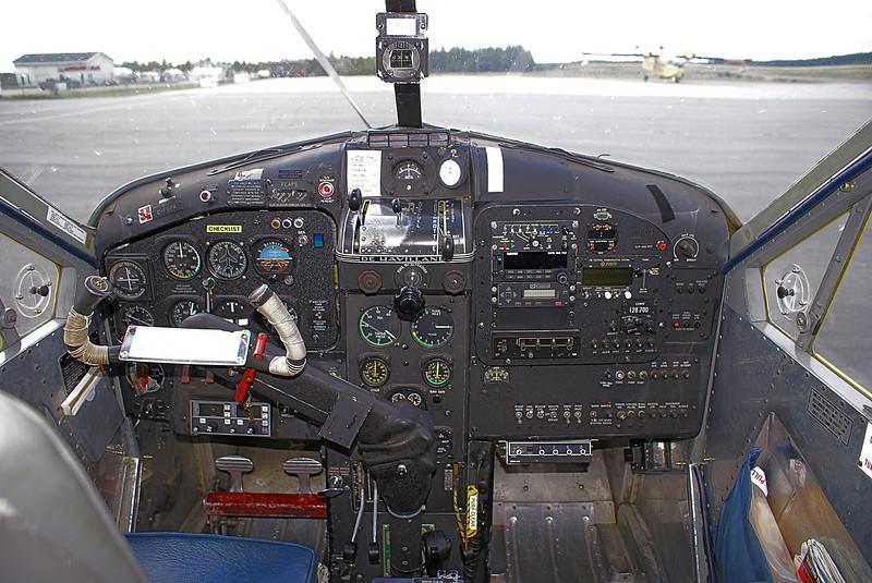 A Dehavilland DHC-2 MK. III Turbo Beaver (C-FOPA).