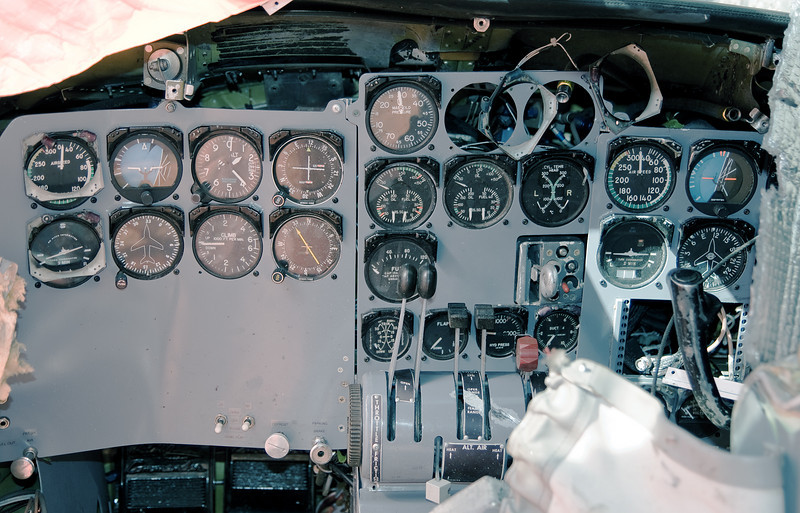 """Whats left of a panel from a  Aero Commander 500B. She went down after her fuel lines froze. You can see a couple photos of whats left of her in the 'Accidents' gallery. <a href=""""http://www.djkennedy.com/gallery/2032760_Lv5uW#275818366"""">(link)</a>"""