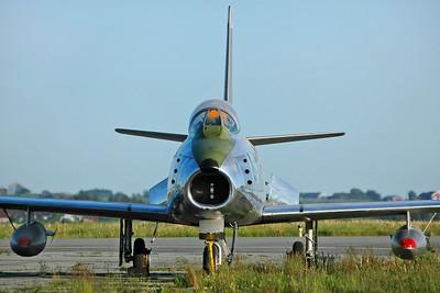 """N.A. F-86F Sabre """"AH-A"""""""