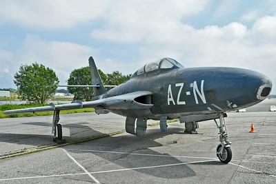 "Republic RF-84F Thunderflash ""AZ-N"""