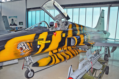 """F-5A Freedom Fighter """"208"""""""