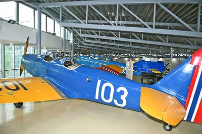 """Fairchild PT-19-FA Cornell """"103"""""""
