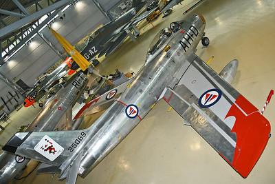 """North American F-86F Sabre """"AH-D"""""""