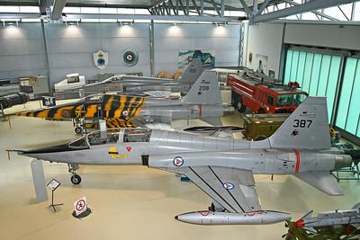 """F-5B(G)-10 Freedom Fighter """"387"""""""