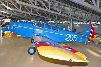 """Fairchild PT-26B-FE Cornell """"205"""""""