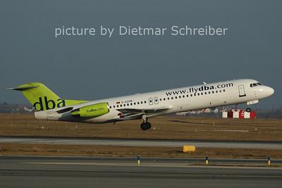 2006-12-01 D-AGPM Fokker 100 Deutsche BA