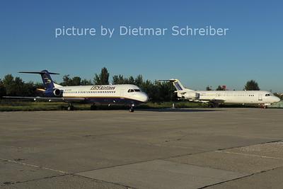 2011-09-13 5N-HIR Fokker 100 IRS Airlines