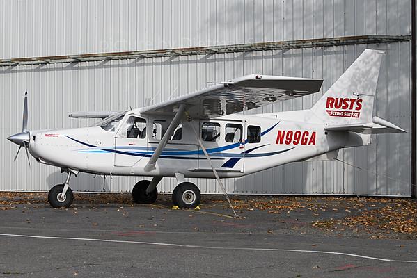 2019-09-27 N99GA Airvan Rusts Flying Service