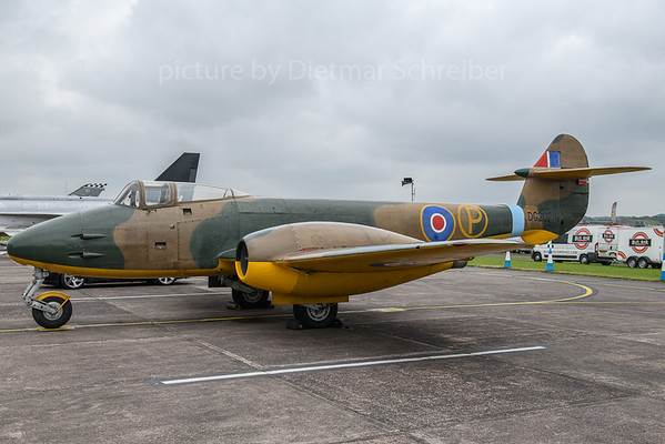 2018-06-08 DG202 Gloster Meteor Royal AIr Force