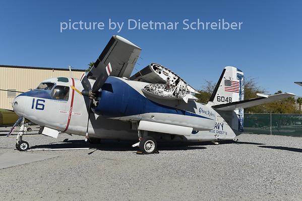 2015-02-09 N7171M (146048) Grumman E1 US Navy