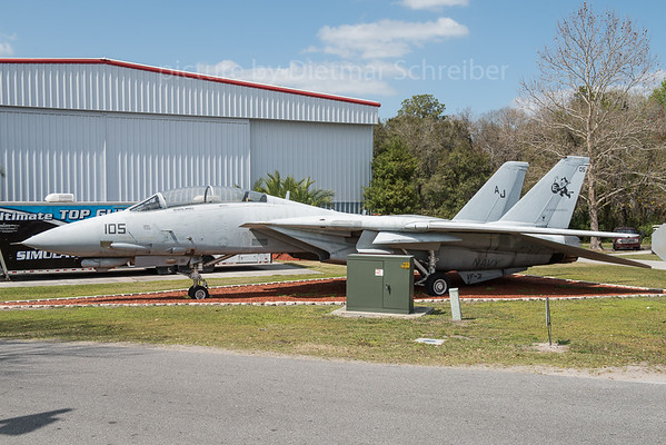 2016-03-09 159619 Grumman F14 Tomcat US Navy