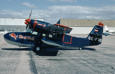 OE-FWS Grumman G44 Widegon Flying Bulls