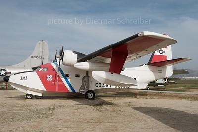 2016-03-03 1293 Grumman HU16 Albatross US Coast Guard