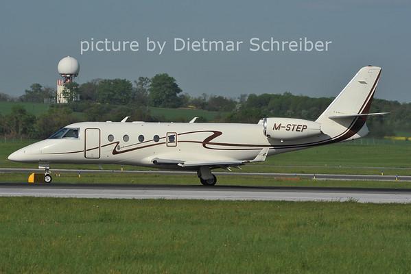2012-05-01 M-STEP Gulfstream 150