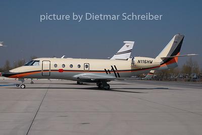2009-04-08 N116HW Gulfstream 150