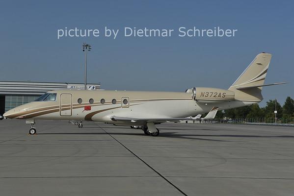 2011-09-04 N372AS Gulfstream 150