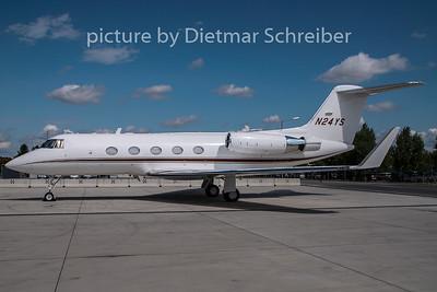 2008-09-08 N24YS Gulfstream 2