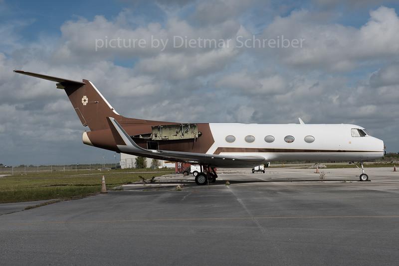 2016-03-11 N117JJ Gulfstream 2